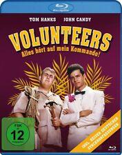 VOLUNTEERS - Blu Ray Region B/UK - Tom Hanks, John Candy