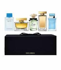 Authentic DOLCE & GABBANA 5 Pcs Mini Set For Women New In Box