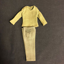 VINTAGE ACTION MAN - SOLDIER JERSEY & TROUSERS.