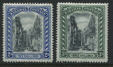 Bahamas 1903 2/ and 3/ mint o.g.
