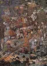 Dadd Richard The Fairy Feller S Master Stroke A3 Box Canvas
