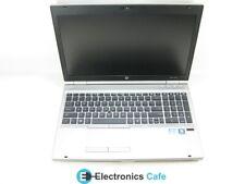 "HP EliteBook 8560p 15.6"" Laptop 2.7GHz i7-2620M 4GB RAM (Grade B)"