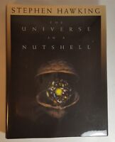 Stephen Hawking The Universe in a Nutshell 2001 Illustrated HC Science Physics