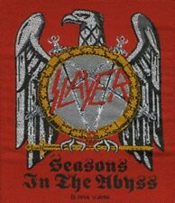 "Slayer "" Seasons in the Abyss "" Patch/Aufnäher 600241 #"