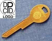 ◆ 1 DPCD LOGO X-1199-G KEY BLANK 1949 - 1955 MOPAR DODGE PLYM DOOR LOCK IGNITION