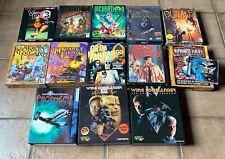 14 PC Spiele * Big Box Sammlung * z.B. Wing Commander, Monkey Island, Incubation