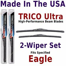 Buy American: TRICO Ultra 2-Wiper Set: fits listed Dodge: 13-24-22