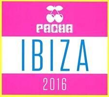 Pacha IBIZA 2016 Various Artists Audio CD