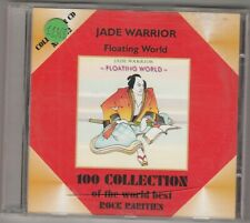 JADE WARRIOR - floating world CD