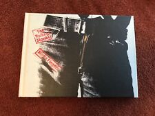 Sticky Fingers Rolling Stones Collectors Book From The 2 Cd Dvd Box Set