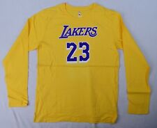 Los Angeles Lakers NBA #23 'Lebron James' Youth Graphic T-Shirt