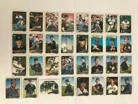 1989 PITTSBURGH PIRATES Topps COMPLETE Baseball Team Set 32 Cards BONDS BONILLA!