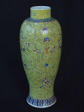 19th Century Famille Rose Porcelain Vase