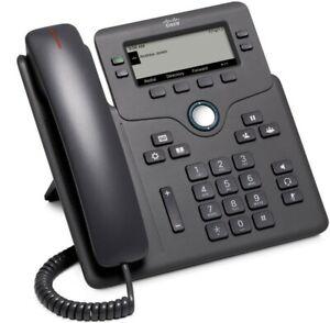 Cisco IP Phone 6851 3rd Party Call Control SIP Multiplatform CP-6851-3PCC-K9