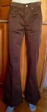 7 For all Mankind 4-Pocket Brown Cotton Pants sz 26
