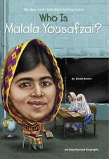 Who Was... ?: Who Is Malala Yousafzai? by Dina Anastasio and Dinah Brown...
