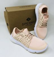 Sperry Women's 7 SEAS Sport Lace-Up Sneakers Rose Pick A Size