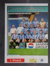 Merlin Premier League 99 - Team Photo (1/2) Sheffield Wednesday #416