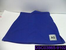 Mixed Lot Qty = 14 Pieces Blue Polyester Cheer Tops & Skirts See Details