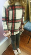 Zara jersey pantalón vaquero talla 5 - 6 116 Mädchenset ensemble vestiti ragazza