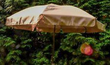 6' Patio Fabric Umbrella