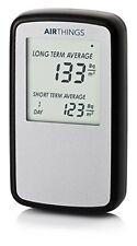 Corentium Home by AirThings, Radon Gas Detector, International Version in Bq m