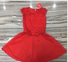 TOPLACE KIDS DRESS AG -  RED