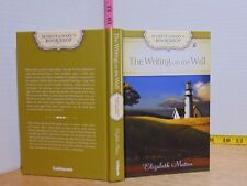 The Writing On The Wall by Elizabeth Mattox Mary's Bookshop (2012, Hardcover)