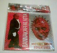 Dr Who Adventure Bannakaffalatta Notebooks & Pen Set NEW