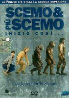 SCEMO & PIU' SCEMO INIZIO' COSI'....(2003) DVD EX NOLEGGIO EAGLE (box slipcase)