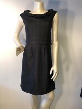 Marc By Marc Jacobs 4 Excellent little black dress Wool lycra Sleeveless Bin-S