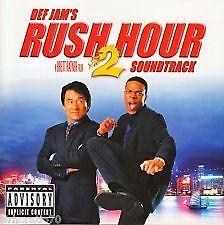 Rush Hour II [Soundtrack] [PA] by Original Soundtrack (CD, Aug-2001, Def Jam (USA))
