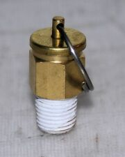 (2 LOT)  5 PSIG 1/4 NPT Pressure Relief Valve Heartland HPV-1005