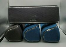 4 Sony SRS-XB41 Portable Wireless Bluetooth Speaker LOT!!!!! READ DESCRIPTION!!!