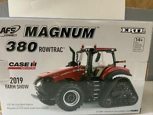 Case/IH Magnum 340 Rowtrac Tractor - 1/32 2019 Farm Show Model