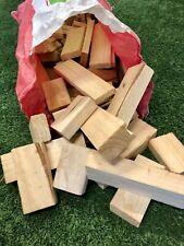 Pine Firewood Bags (15kg)