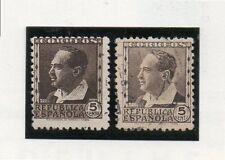 España Blasco Ibañez Variedades y errores año 1933-5 (DG-762)