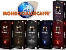 600 cialde capsule caffè gimoka originali compatibili nespresso fresche a scelta