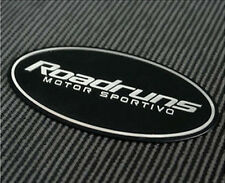 Rear Roadruns Emblem S For 07 08 Hyundai Tiburon Coupe
