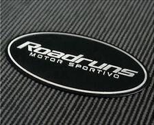 Rear Roadruns Emblem S For 07 08 Hyundai Tiburon Coupe