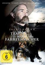 Jack London - Trapper, Wolf und Fährtensucher / NEU / DVD #10633