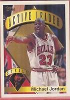 1995 Topps Michael Jordan #4 Basketball Card