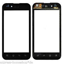 ORIGINALE LG p970 P 970 Optimus Black Touch Touchscreen Vetro Display