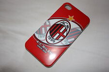 A.C Milan Milano Italian Serie A Rossonieri Football / Soccer IPHONE 4 Cover NEW
