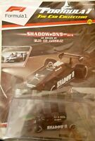 F1 FORMULA 1 = THE MODEL CAR COLLECTION = # 75 = SHADOW DN9 - 1979
