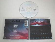 VANGELIS/THE CITY(EAST WEST 9031-73026-2) CD ALBUM