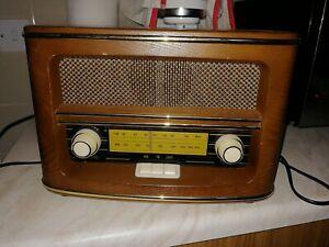 GPO Vintage FM-MW Radio