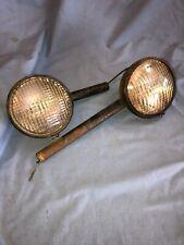 Guide Vintage Tractor Headlights Lights Rat Rod IHC Farmall John Deere MM AC