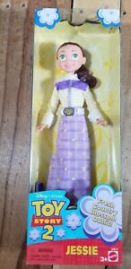 Disney Toy Story 2 Jessie Fresh Country Blossom doll 2000 Mattel 29641 NIB