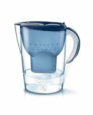 BRITA Marella XL Water Filter Jug and Cartridge+, Blue